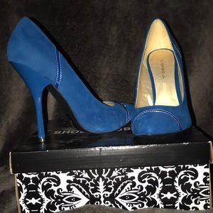 Silvia style heel